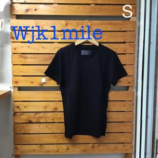 ダブルジェーケー(wjk)の★新品★wjk1mile シンプルT(Tシャツ/カットソー(半袖/袖なし))