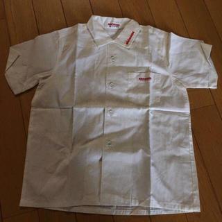 ミキハウス(mikihouse)の新品未使用 ミキハウス 白シャツ(Tシャツ/カットソー)