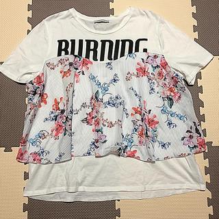 ザラ(ZARA)のZARA 半袖Tシャツ(Tシャツ(半袖/袖なし))