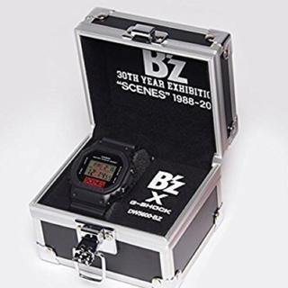 """ジーショック(G-SHOCK)のG-SHOCK B'z DW-5600 """"LIMITED MODEL(ブラック)(腕時計(デジタル))"""