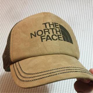 ザノースフェイス(THE NORTH FACE)のTHE  NORTH  FACE   メッシュキャップ(キャップ)