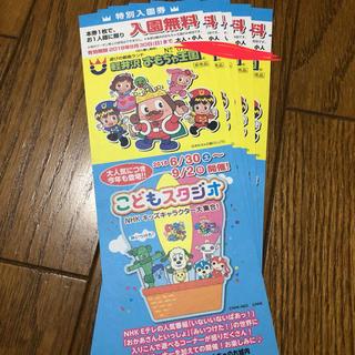 軽井沢おもちゃ王国 入場無料券(遊園地/テーマパーク)