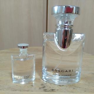 ブルガリ(BVLGARI)のブルガリ プールオム 香水(ユニセックス)