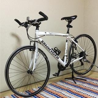 Bianchi - ビアンキ bianch カメレオンテ3 ホワイト クロスバイク