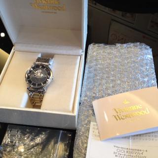 ヴィヴィアンウエストウッド(Vivienne Westwood)の中古viviennewestwoodウォッチ腕時計箱付フルセット(腕時計(アナログ))