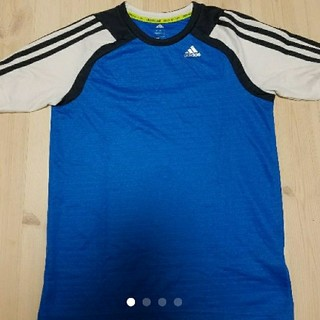 160 アディダス ユニフォーム  Tシャツ(Tシャツ/カットソー)