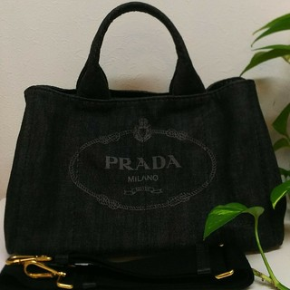 プラダ(PRADA)のプラダ  カナパ(トートバッグ)