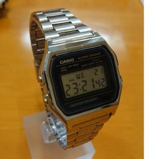 カシオ(CASIO)のCASIO  A158W(腕時計(デジタル))