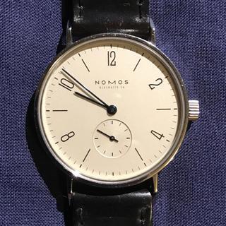 NOMOS Tangente ノモス タンジェント ギャランティー有り(腕時計(アナログ))