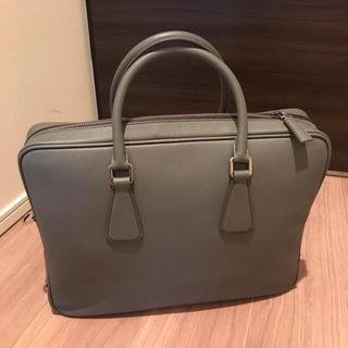 プラダ(PRADA)の新品★プラダサフィアーノ レザー 2way ビジネスバッグ(ビジネスバッグ)