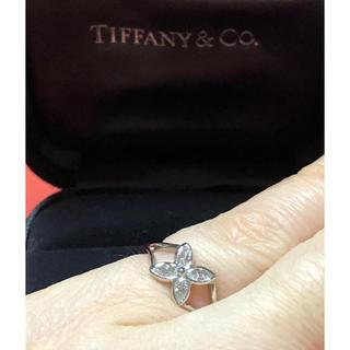 ティファニー(Tiffany & Co.)のティファニー💫ビクトリアリング ダイヤモンド(リング(指輪))