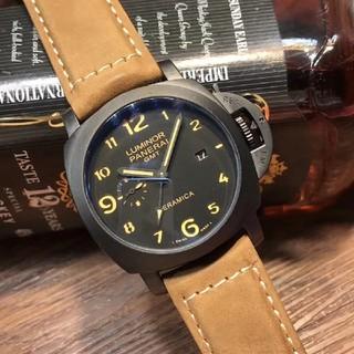 パネライ腕時計メンズ(腕時計(アナログ))