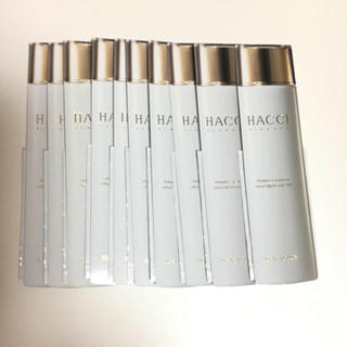 ハッチ(HACCI)のhacci ハッチ ハニーローション サンプル 10個セット(サンプル/トライアルキット)