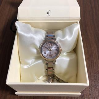 シチズン(CITIZEN)のcitizen xc 北川景子着用モデル(2018)(腕時計)