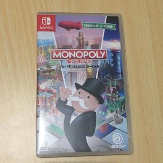 ニンテンドースイッチ(Nintendo Switch)のモノポリー(NintendoSwitch)(家庭用ゲームソフト)
