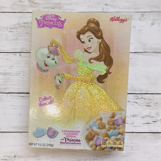 シリアル ストロベリー ディズニー プリンセス ベル アメリカ 輸入菓子 お菓子(菓子/デザート)