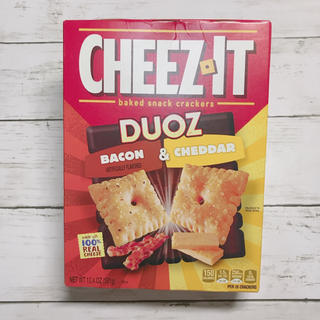 CHEEZ IT チーズイット クラッカー  アメリカ 海外 輸入菓子 お菓子(菓子/デザート)