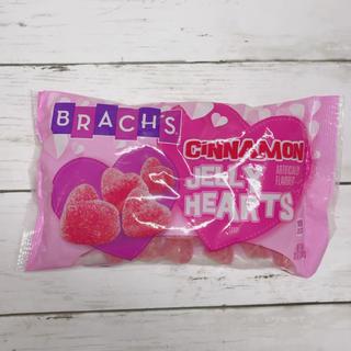 BRACHS シナモン グミ ハート アメリカ 海外 輸入菓子 お菓子(菓子/デザート)