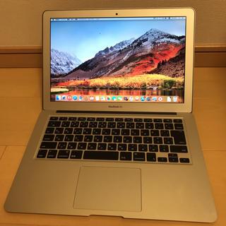 アップル(Apple)の専用出品 MacBookAir early2014 ほぼ未使用 充電回数19回 (ノートPC)