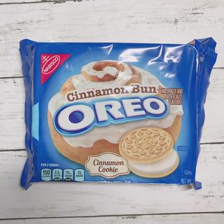OREO オレオ シナモンロール クッキー アメリカ 海外 輸入菓子 お菓子(菓子/デザート)