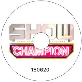 Show Champion 180620放送分 DVD (K-POP/アジア)