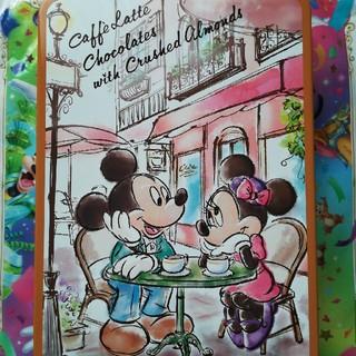 ディズニー(Disney)のディズニーリゾート お菓子♡ カフェラテチョコレート  ミッキー ミニー(菓子/デザート)