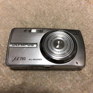 オリンパス(OLYMPUS)のオリンパス  コンパクトデジカメ(コンパクトデジタルカメラ)