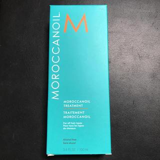モロッカンオイル(Moroccan oil)のMOROCCANOIL モロッカンオイル トリートメント 100ml 新品(オイル/美容液)