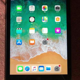 アップル(Apple)のiPad5wifiモデル(タブレット)