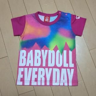 ベビードール(BABYDOLL)のTシャツ👧90(Tシャツ/カットソー)