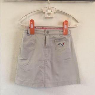 ファミリア(familiar)の値下げ  ☆   ファミリア  スカート 110(スカート)