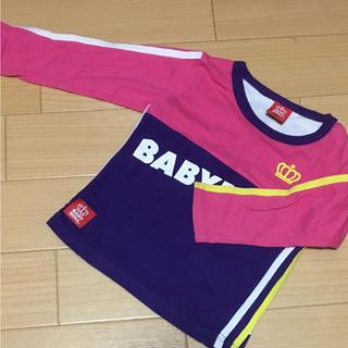 ベビードール(BABYDOLL)のBABY DOLLロンT100cm(Tシャツ/カットソー)