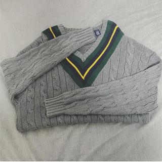 ギャップ(GAP)のvネックセーター(ニット/セーター)