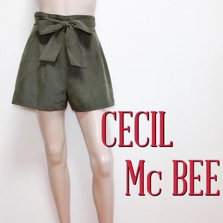 セシルマクビー(CECIL McBEE)の爆かわ♪セシルマクビー ゆるカジュアル ショートパンツ♡マウジー ダズリン(ショートパンツ)