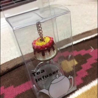 【新品】tea infuser ★ケーキ★可愛い(茶)