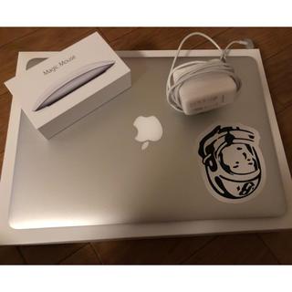 アップル(Apple)の裕也さま専用 MacBook Air 13インチ  Magic Mouse (ノートPC)