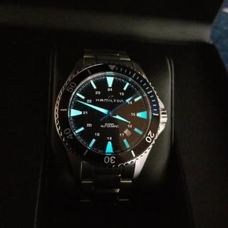 ハミルトン(Hamilton)のクーポン利用可能 新品 ハミルトン カーキ スキューバ(腕時計(アナログ))