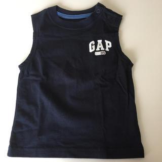 ベビーギャップ(babyGAP)のキッズ ノースリーブ(Tシャツ/カットソー)