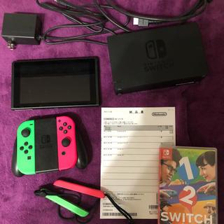 ニンテンドースイッチ(Nintendo Switch)のNintendo Switch (家庭用ゲーム本体)