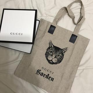 グッチ(Gucci)のガーデン グッチ エコバック(エコバッグ)