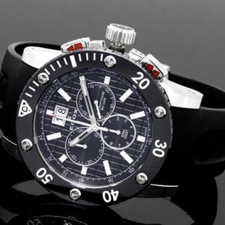 エドックス  腕時計 クロノグラフ クラスワン(腕時計(アナログ))