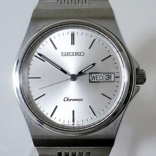 SEIKO Chronos 腕時計 メンズ 動作品(腕時計(アナログ))