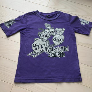 ヒステリックミニ(HYSTERIC MINI)のヒステリックミニ☆110cm Tシャツ(Tシャツ/カットソー)