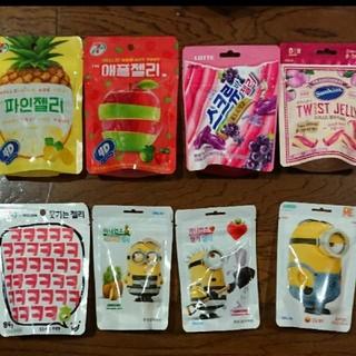 韓国 グミ セット(菓子/デザート)