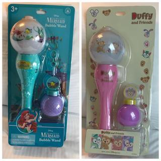 ディズニー(Disney)の香港ディズニーランド バブルマシーン 2個セット バブルマシーン シャボン玉(キャラクターグッズ)