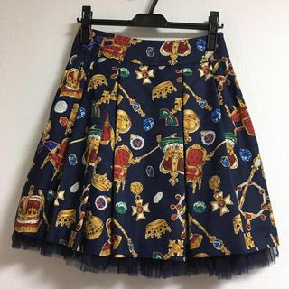 新品 ジェーンマープル ロイヤルコレクションスカート