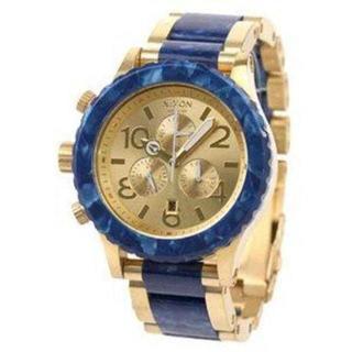ニクソン(NIXON)のNIXSON ニクソン 腕時計 レディース クロノグラフ ☆新品☆ A037-1(腕時計)