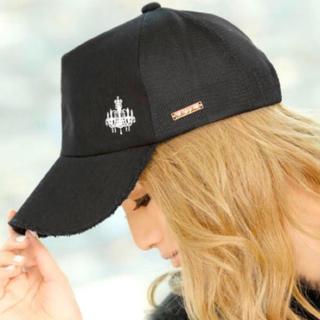 レディー(Rady)のRady✨キャップ クラウン ブラック 帽子(キャップ)