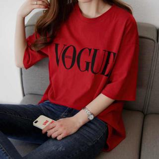 韓国ファッション♥VOGUEseoulシャツ(Tシャツ(半袖/袖なし))