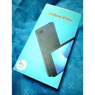 エイスース(ASUS)のZenfone4 Max Pro ZC554KL ASUS 新品未開封  (スマートフォン本体)